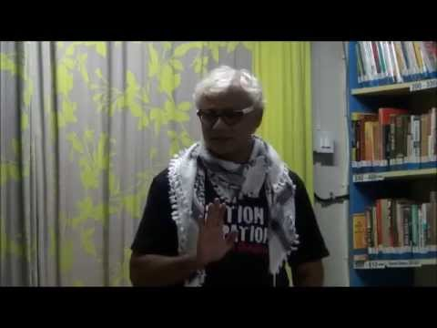 Mumbai Local with Sudhanva Deshpande : West Bank in New Delhi