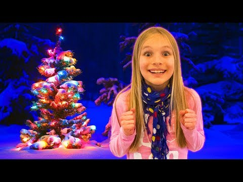 Amelia and Avelina christmas adventure compilation with a magical snow dome and a visit from Santa
