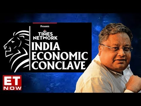 Rakesh Jhunjhunwala speaks at the India Economic Conclave | Exclusive