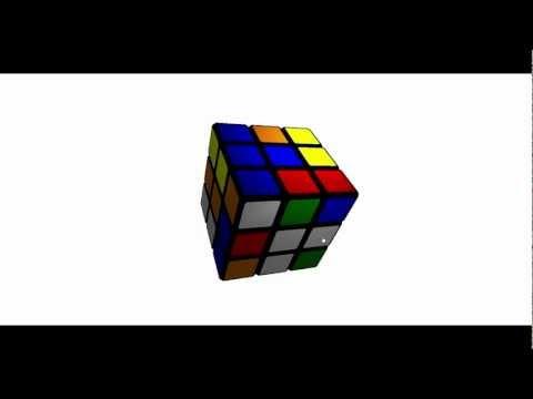 Rubikova kocka OH YEAH