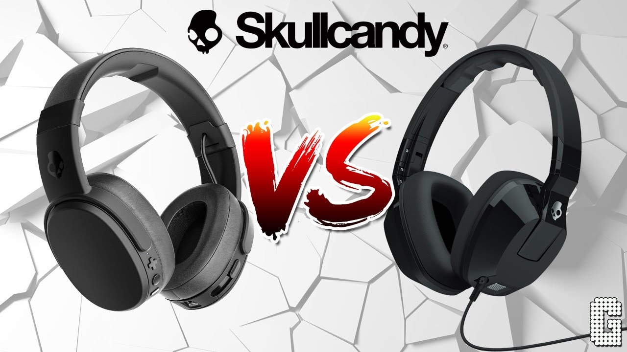 skullcandy crusher wireless vs original crusher wired [ 1280 x 720 Pixel ]