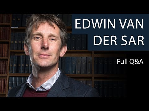 Edwin van der Sar | Full Q&A | Oxford Union