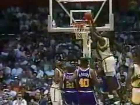 Shawn Kemp  The Reign Man Ultimate Highlight Mix