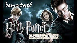 Harry Potter: Hogwarts Battle - társasjáték bemutató