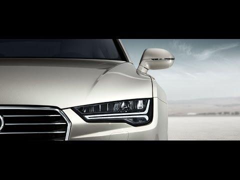 New Audi A7 (2015) Matrix LED Licht -...
