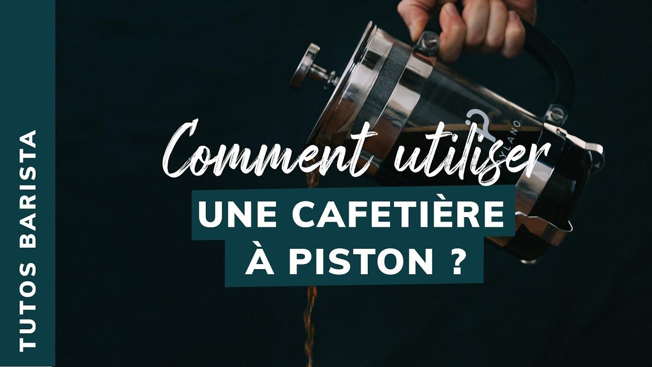 comment utiliser une cafetiere a piston les tutos maxicoffee
