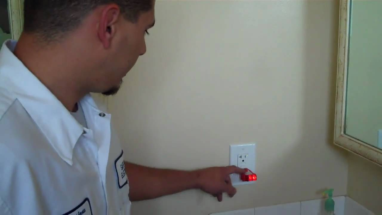 Bathroom Gfci Outlet Design Ideas Installing Fan Into Existing Wiringjpg Outlets Testing The In You