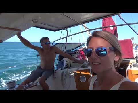 Ep023 Sailing Grenada: Waterfalls, Rum and Chocolate