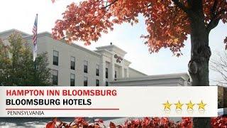 Hampton inn bloomsburg - ...