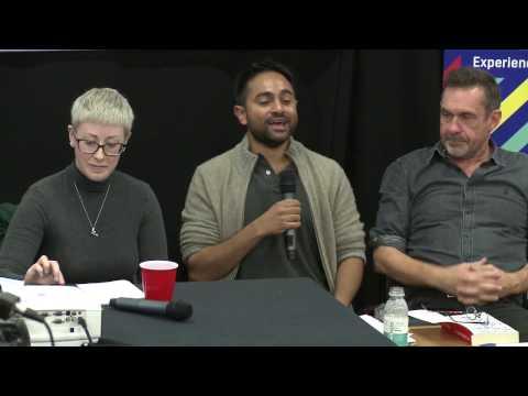 Building a Radical Media @ The World Transformed w/Glen Greenwald, Paul Mason, Dawn Foster