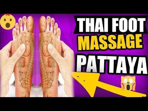 Best Thai Foot Massage, walking street, Pattaya, Thailand, Part 3