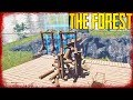 Cranes, Cannibals, Chaos, Catchers, Conundrums  - S3 EP11 | The Forest v0.73