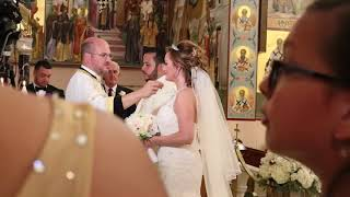 Mary and Braoulio Wedding