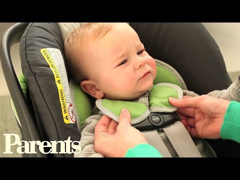 How to Buckle Your Baby Into a Car Seat | Parents