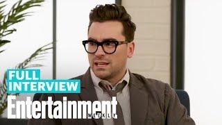 Dan Levy On 'Schitt's Creek' Season 4   EW's Binge   Entertainment Weekly