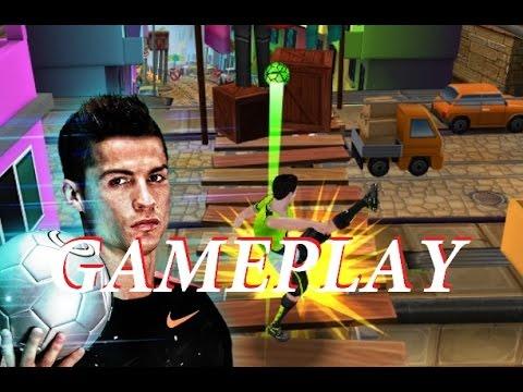 Cristiano Ronaldo: Kick'n'Run Gameplay IOS/Android HD