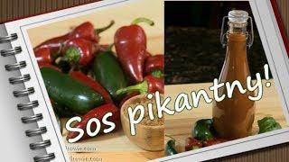 2 przepisy na PIKANTNY SOS do warzyw  i innych potraw! Super ostry i pyszny:-)