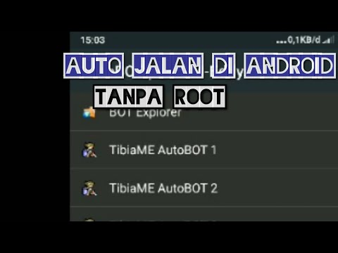 AUTOHUNT TIBIAME DI ANDROID