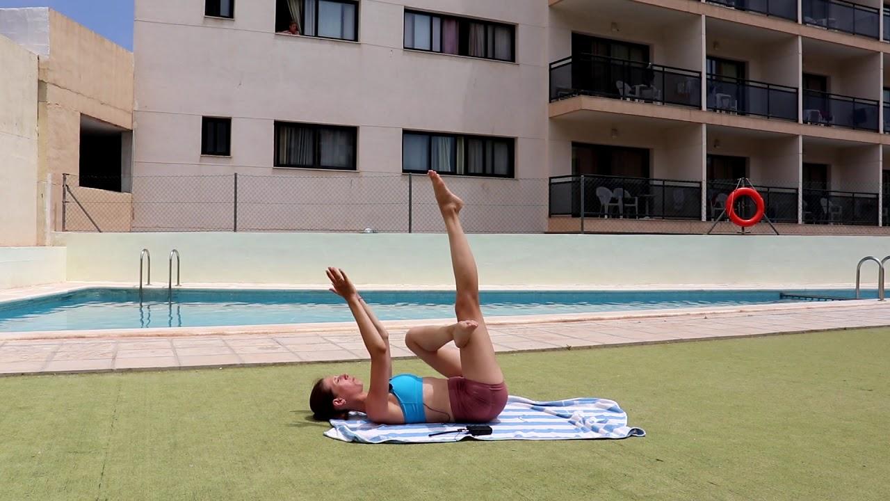 Растяжка мышц после силовой тренировки стретчинг