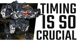 """The importance of Timing - Mad Cat MK II Hero """"Deathstrike"""" - Mechwarrior Online The Daily Dose #493"""