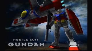 Mobile Suit Gundam PS1 Part 2
