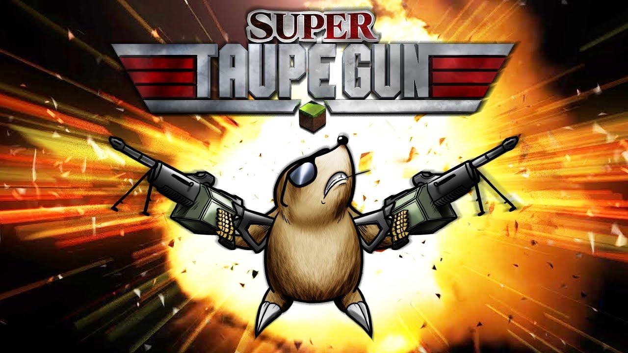 Super Taupe Gun - S02E01 - A la recherche du cuir - YouTube