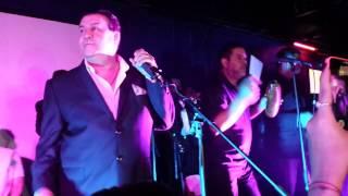 """Tito Rojas """"Ayer me Dijeron"""" Indigo,Houston Tx."""