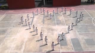 Skuad kawad PBSM SMK Aminuddin Baki 2012 :)