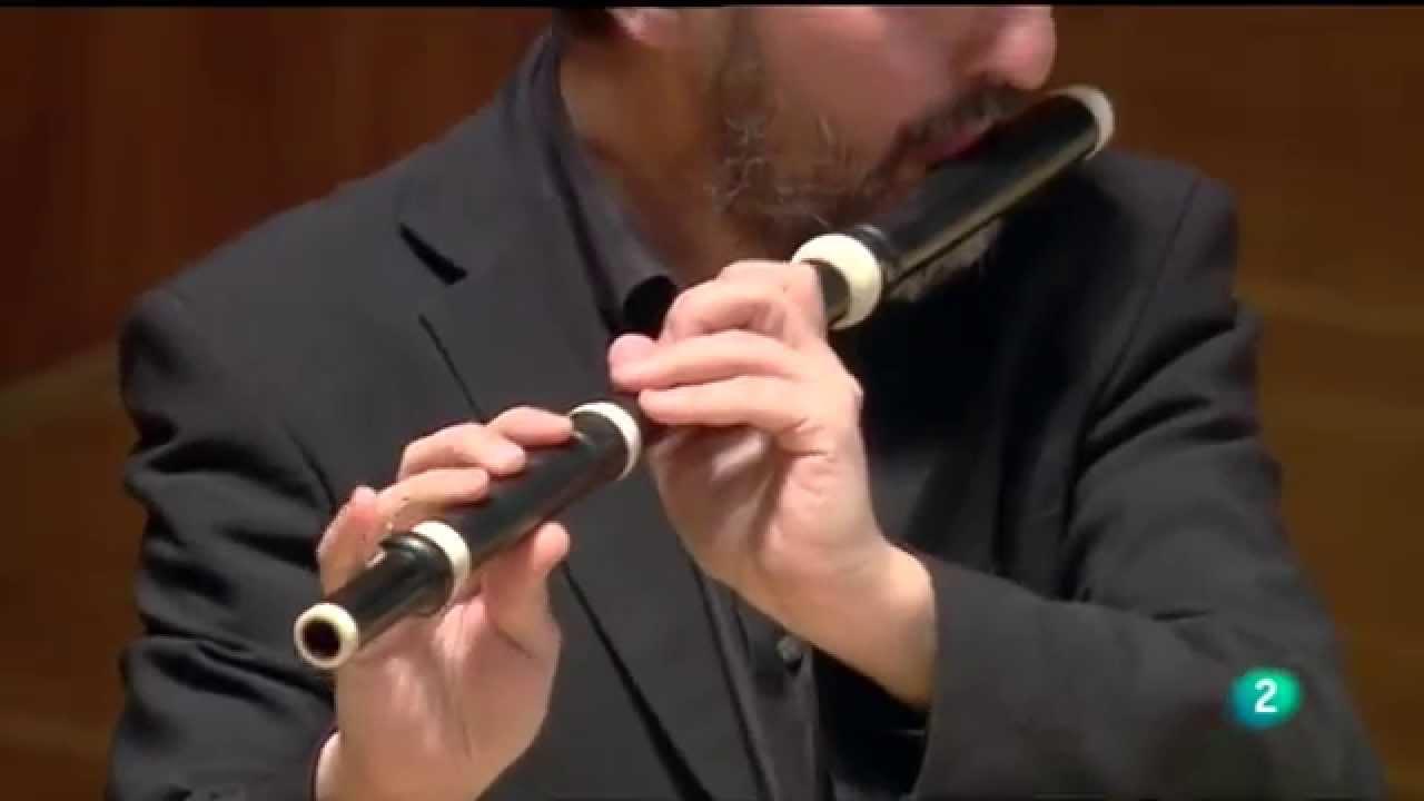 Domenico Scarlatti, Sonata in e K81 by Silvia Márquez & La Tempestad