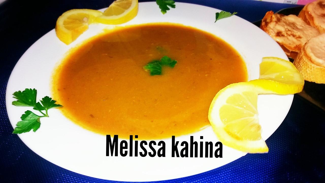 Cuisine melissa kahina soupe de poisson - Cuisine soupe de poisson ...