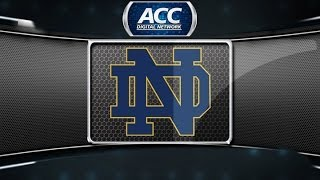Football Report | Notre Dame | ACCDigitalNetwork