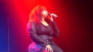 "Jazmine Sullivan - ""Stupid Girls"" Live Acoustic (Club Nokia)"