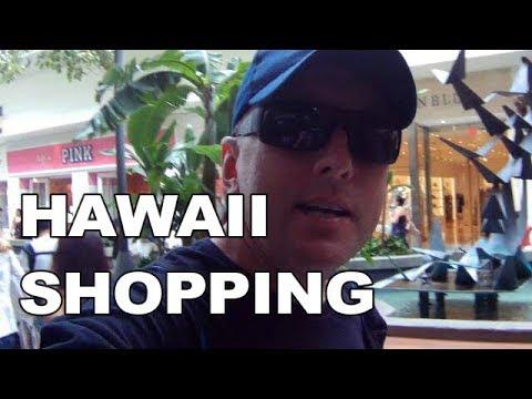 Ala Moana Center - Hawaii's Premier Shopping Center | Traveling Tyler
