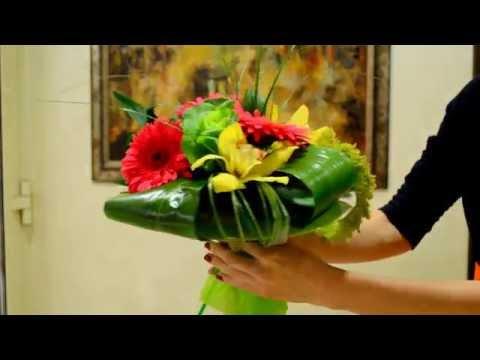 Доставка цветов в Москве, заказать цветы в цветочном