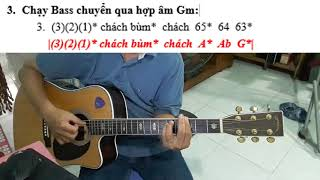 guitar bolero bi 01l: hng dn 9 cu chy bass bolero tone dm