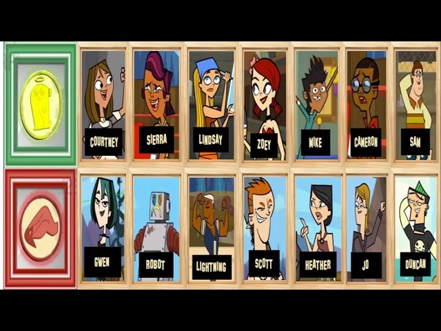 Total Drama All Stars Orden de Eliminación (HD) Travel Video