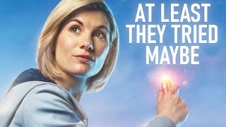 WatchMojo Attempts to Argue Chibnall's Doctor Who is Good