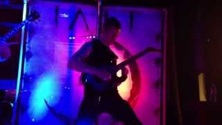 I Am The Trireme - ILU- Eternal Wrath Of The Tyrant live at Club Risqué 8/2/13