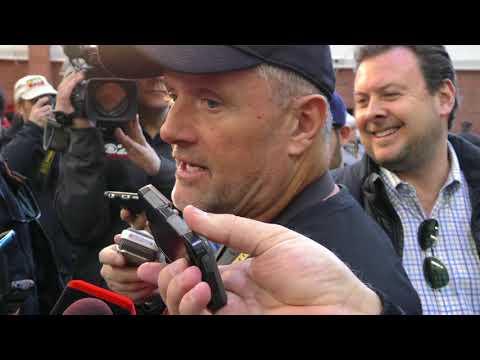 2018 Utah football: Head coach Kyle Whittingham talks first day of spring camp