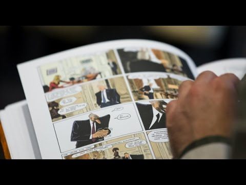 Event on graphic novel Quai d'Orsay: Weapons of Mass Diplomacy