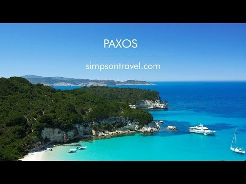 Paxos, holidays in Greece