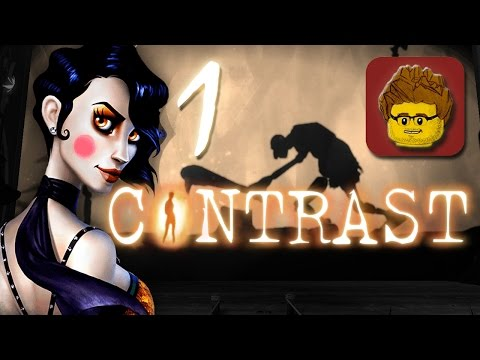 Contrast - Gameplay #1 - Fritz oder stirb! - Let's Play Contrast