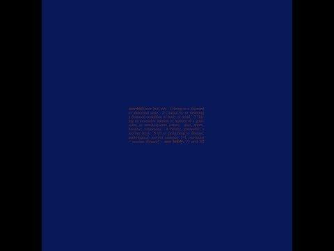 AlphaTracks - Blau - Soleil Royal