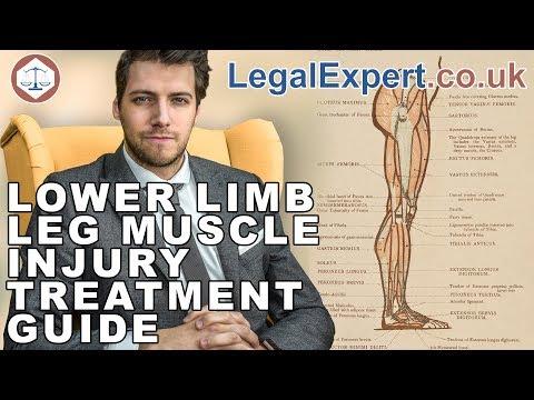 Lower Limb Leg Muscle Injury Treatment Guide ( 2019 ) UK