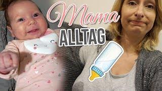 Realität einer Mama | Baby Luisa lächelt | VLOG #667 | DIANA DIAMANTA