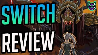 Morbid: The Seven Acolytes Nintendo Switch Review - ACTION HORROR RPG (Video Game Video Review)