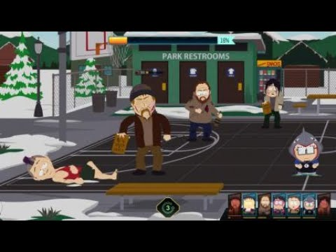 South Park: The Fractured But Whole Trophy Guide & Road Map