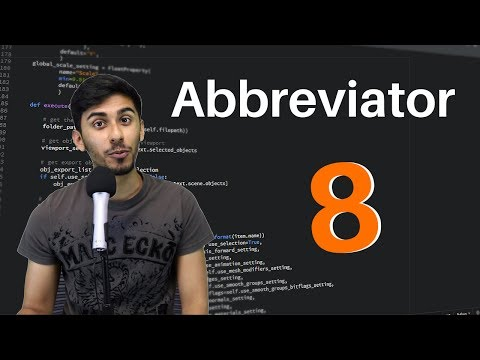 Hour of Python - Coding Challenge 8 | Abbreviator