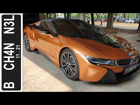 In Depth Tour BMW I8 Roadster - Indonesia