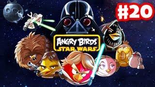 Angry Birds Star Wars - Gameplay Walkthrough Part 20 - Mynock Pig Boss! (Windows PC, Android, iOS)